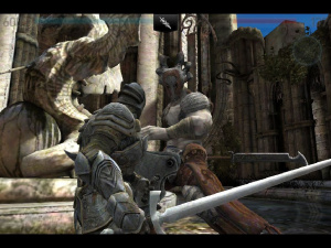 Infinity Blade 3 en développement chez ChAIR