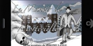 Le Manoir de Mortevielle renaît sur iPhone