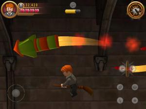 Lego Harry Potter : Années 5 à 7 sur iOS