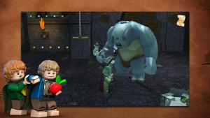 LEGO Le Seigneur des Anneaux sur iOS