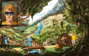 Les Chevaliers de Baphomet : Les Boucliers de Quetzalcoatl sur Android