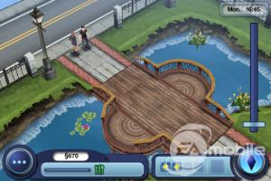 E3 2009 : Images des Sims 3 sur iPhone