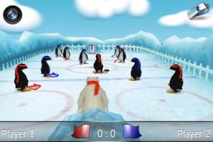 Un jeu de hockey sur iPhone pour le début des JO