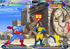 Marvel vs. Capcom2 : New Age of Heroes