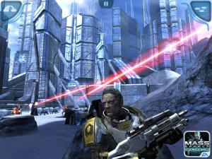 Mass Effect s'invite sur iPad