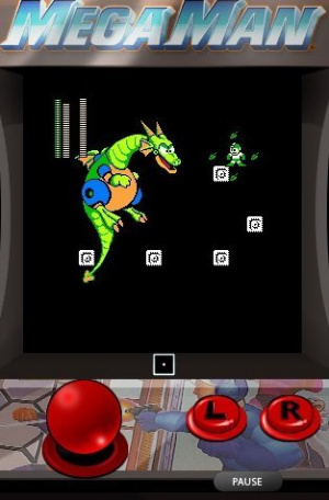 Images de Mega Man II sur iPhone