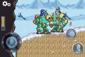 Mega Man X débarque sur iPhone