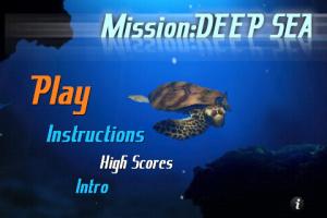Mission : Deep Sea vous entraîne dans les profondeurs sur iPhone