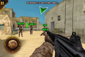 Modern Combat : Sandstorm