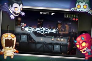 Monster Dash : extermination en tout genre sur iPhone