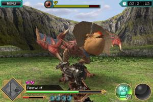 Un nouveau Monster Hunter sur iPhone