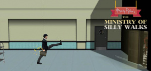 Jaquette de Monty Python's The Ministry of Silly Walks sur Android