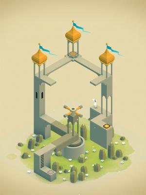 Monument Valley, une perle visuelle sur mobile