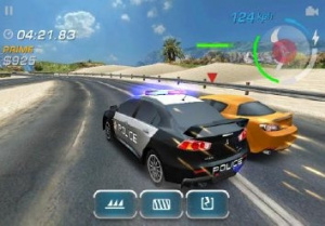 Need for Speed : Hot Pursuit disponible sur iPhone