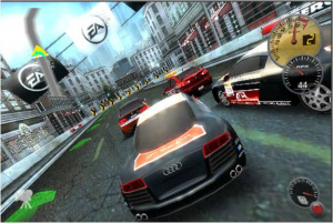 Images de Need For Speed Shift sur iPhone