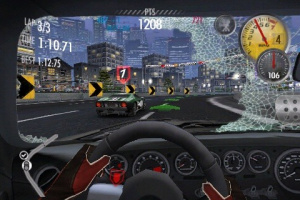 Need for Speed Shift  disponible sur iPhone