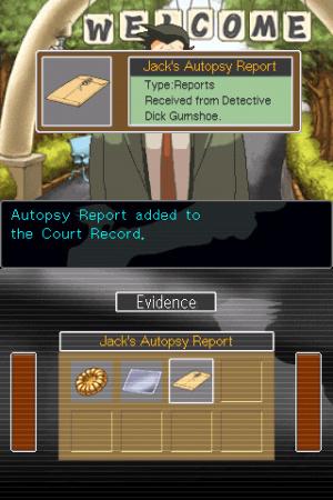 Images de Phoenix Wright : Ace Attorney sur iPhone