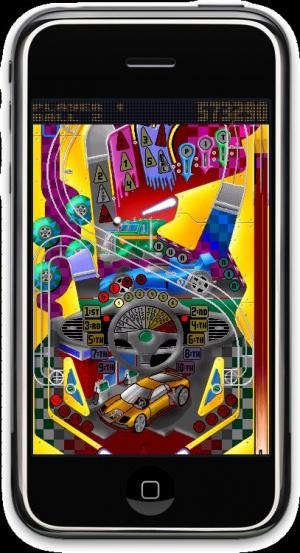 Pinball Fantasies sur iPhone