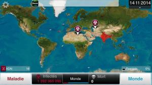 Ndemic Creations réagit au pic de popularité de Plague Inc.