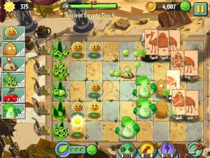Plantes contre Zombies 2 s'illustre à nouveau