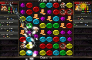 Puzzle Quest sur iPhone