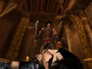 E3 2010 : Images et vidéo de Prince of Persia : Warrior Within HD