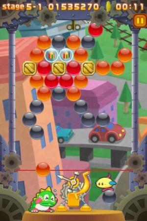Puzzle Bobble dispo sur iPhone