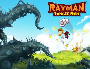 Rayman Jungle Run annoncé sur smartphones