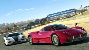 Real Racing 3 disponible et en images