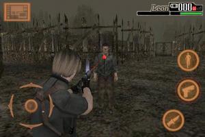 Resident Evil 4 prévu sur iPhone