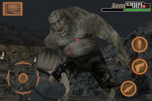 Images de Resident Evil 4 : Mobile Edition