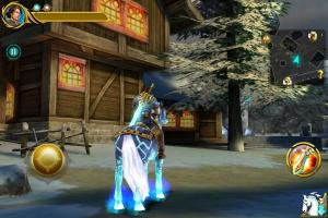 sacred odyssey rise of ayden gameplay