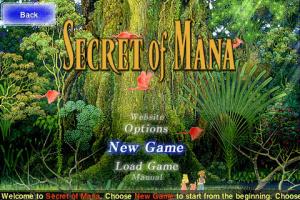 Secret of Mana dispo sur iPhone en version améliorée !