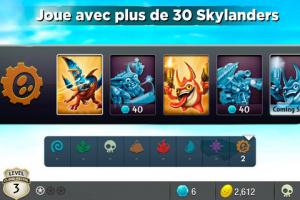 Les Skylanders débarquent sur iPhone !