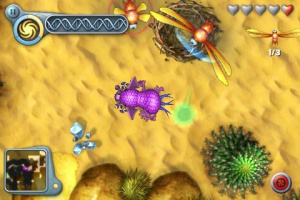 Images iPhone de Spore Creatures