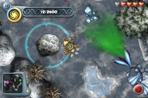 Images iPhone de Spore Creatures
