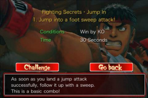 Images de Street Fighter IV iPhone