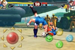 Images de Street Fighter IV sur iPhone