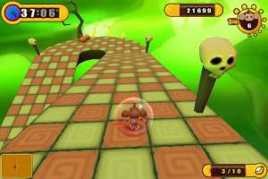 Super Monkey Ball 2 sur iPhone
