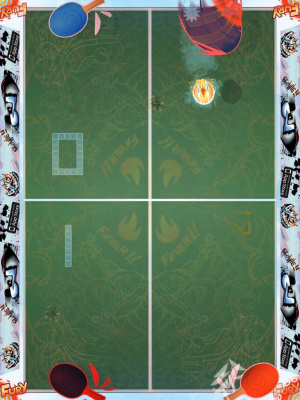 Table Tennis Soul Tournament : un concours et des images