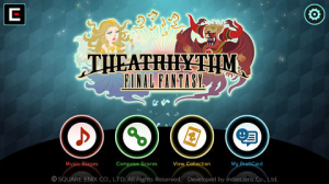 Theatrhythm Final Fantasy disponible sur iPhone