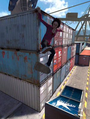 Tony Hawk devient un runner free-to-play