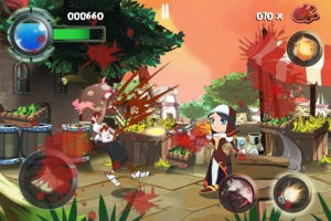 Twin Blades est disponible sur iPhone