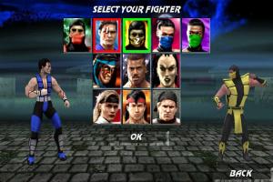 Ultimate Mortal Kombat 3 disponible sur iPhone