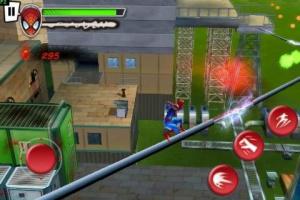 E3 2010 :  Images de Ultimate Spider-Man : Total Mayhem