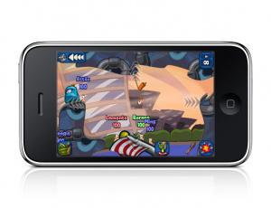 Worms 2 : Armageddon dispo sur iPhone et iPad