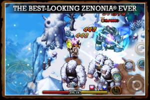 Zenonia 4 arrive sur l'AppStore