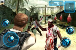 Zombie Infection s'attaque à l'iPhone