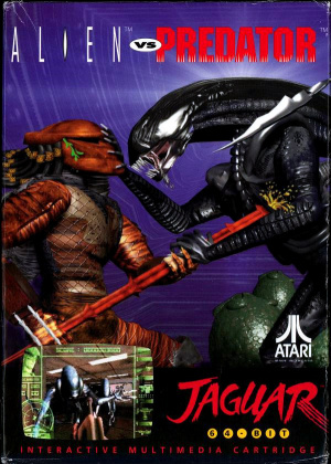 Alien vs Predator sur Jaguar