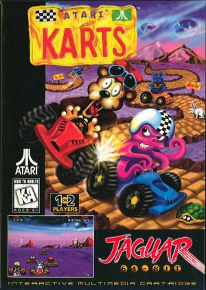 Atari Karts sur Jaguar